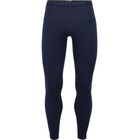 Icebreaker 200 Oasis Leggings Men Midnight Navy/Monsoon